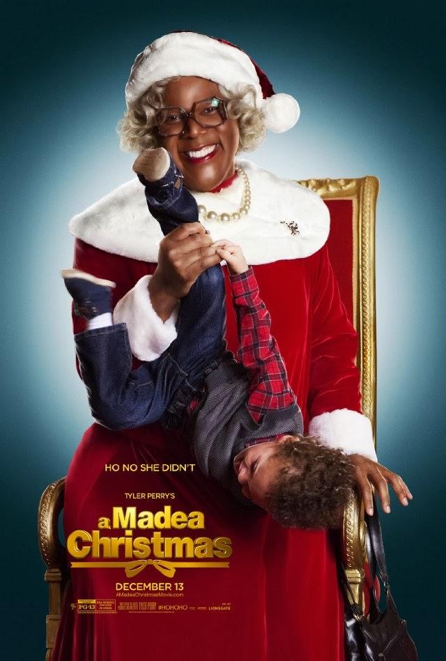 """Imágenes de la película """"A Madea Christmas"""""""