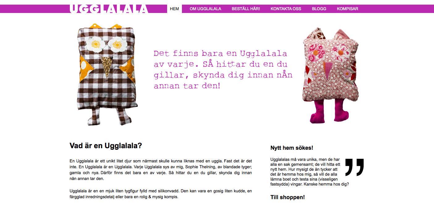 Vad är en Ugglalala?