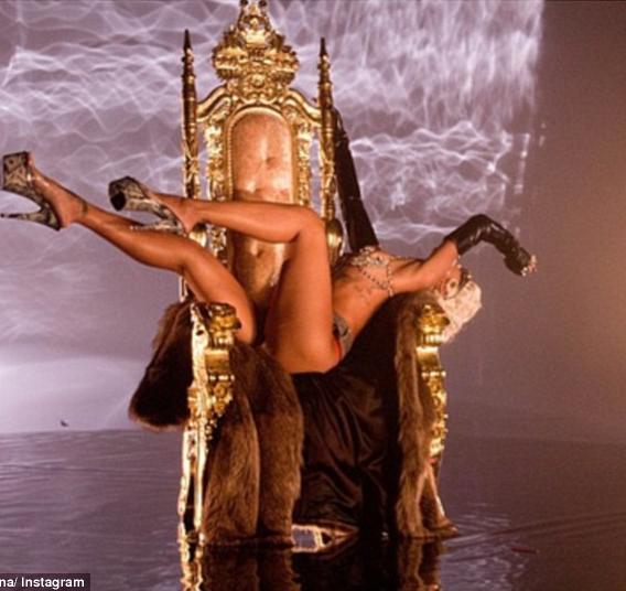 Rihanna Naked Pix 67