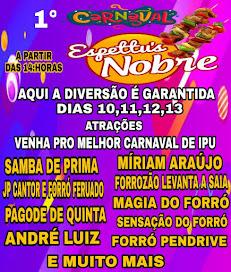 1º Carnaval do Espettu's Nobre
