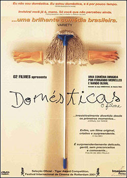Download - Domésticas - O Filme - DVDRip - AVI - Nacional