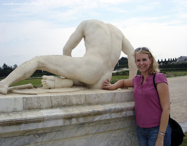 I love Versailles!