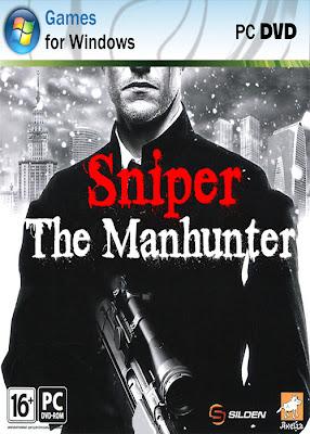 Sniper: The Manhunter PC Cover