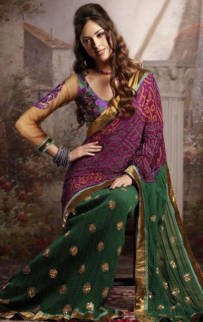 Bridal Mehndi Sarees : Simple mehndi designs henna bridal