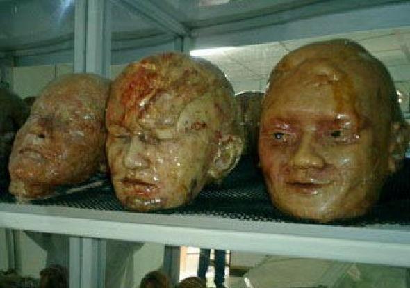 OMG! | Ngeri - Kepala Manusia Di Jual Dan Di Jadikan Makanan Manusia ...