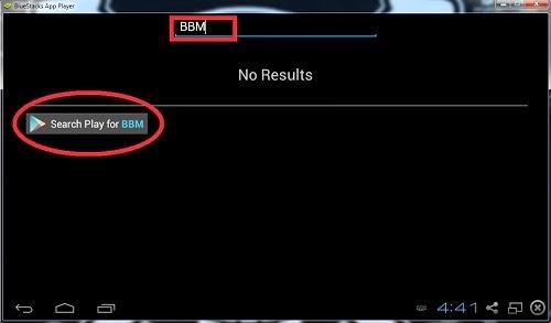 Cara install BBM di PC atau laptop