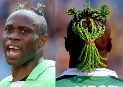 Taribo West reveals how footballer used witchcraft to win matches!