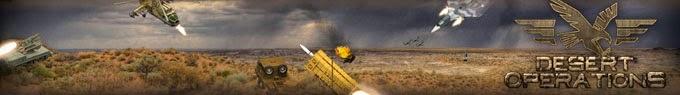 Ücretsiz Desert Operations Hilesi 2014 Güncel
