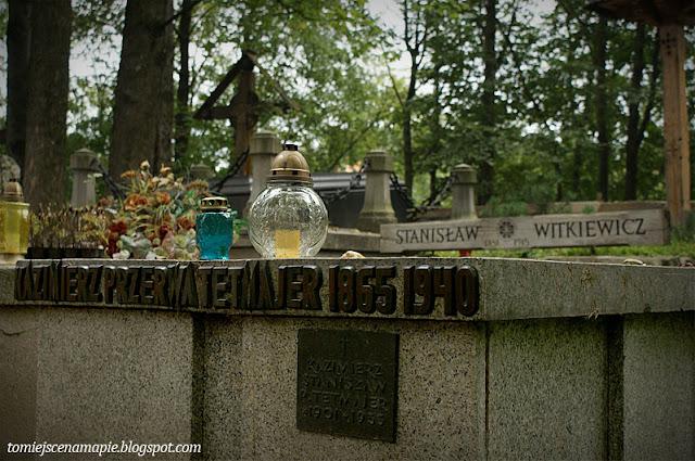 Cmentarz na Pęksowym Brzyzku, Pęksowe Brzyzko, Kazimierz Przerwa-Tetmajer, Pęksowe Brzysko, cmentarz zakopane, Stary cmentarz, stary cmentarz zakopane