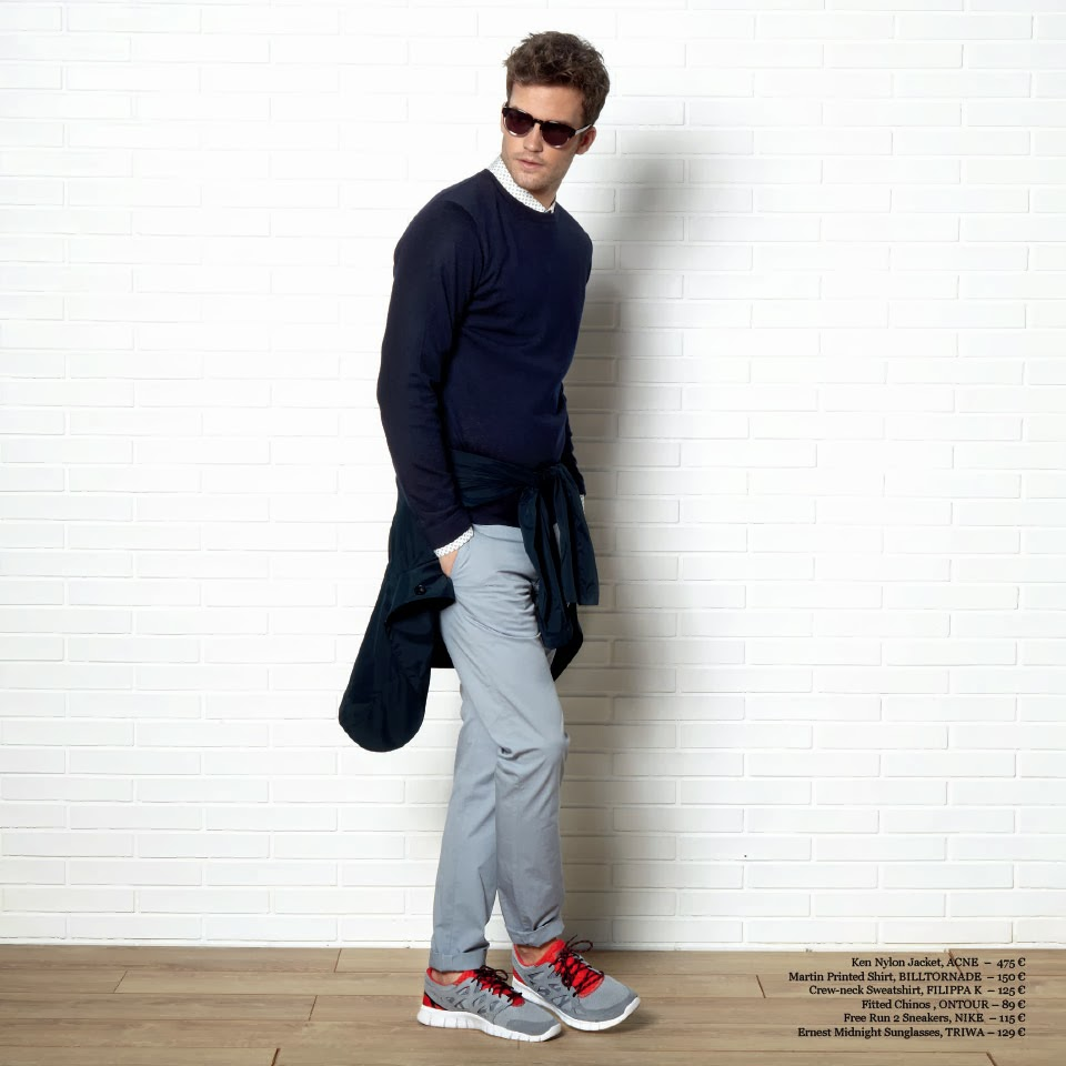 A Closer Look at SS14 Menswear by MenLook!