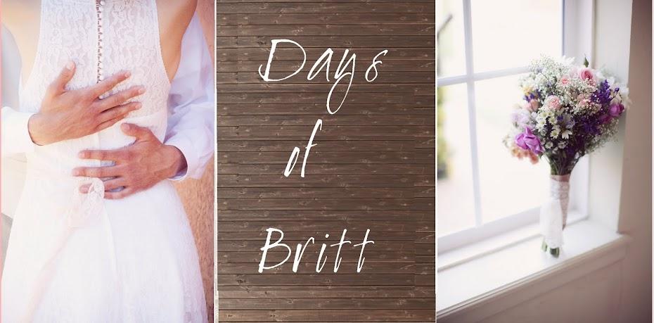 Days of Britt
