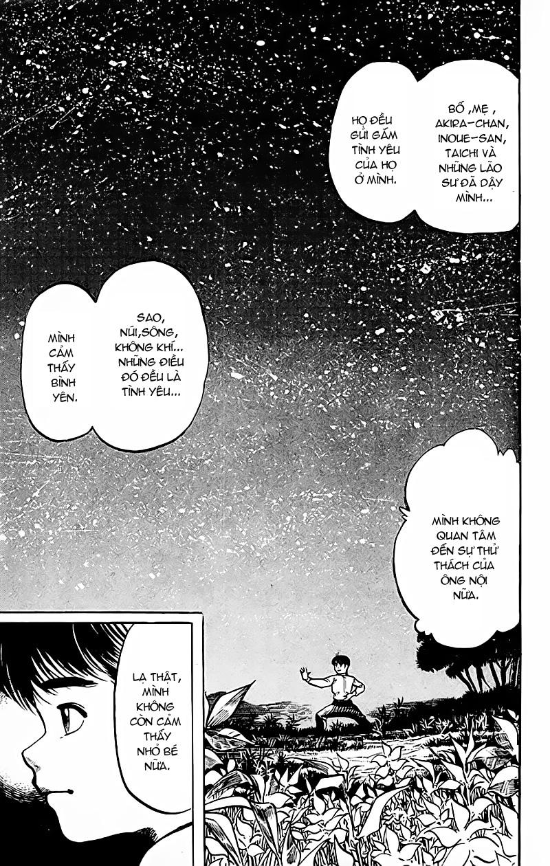 Kenji – Quyền nhi Phương Thế Ngọc chap 193 – Kết thúc Trang 17 - Mangak.info