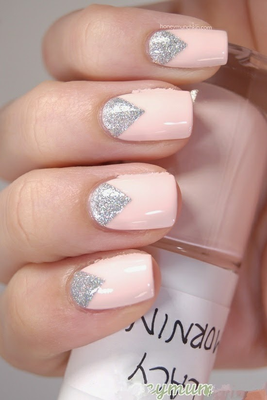 Home » Pink Nail Design » Light Pink Nail Design - Light Pink Nail Designhttp://9ailsside.blogspot.com/Nail Side