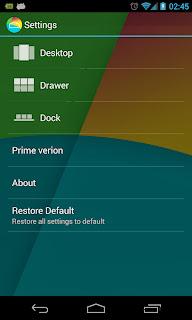 KitKat Launcher Prime v1.3.2