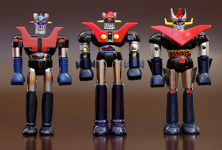 Mattel Shogun Warriors Great Mazinga / Popy Mazinger Z