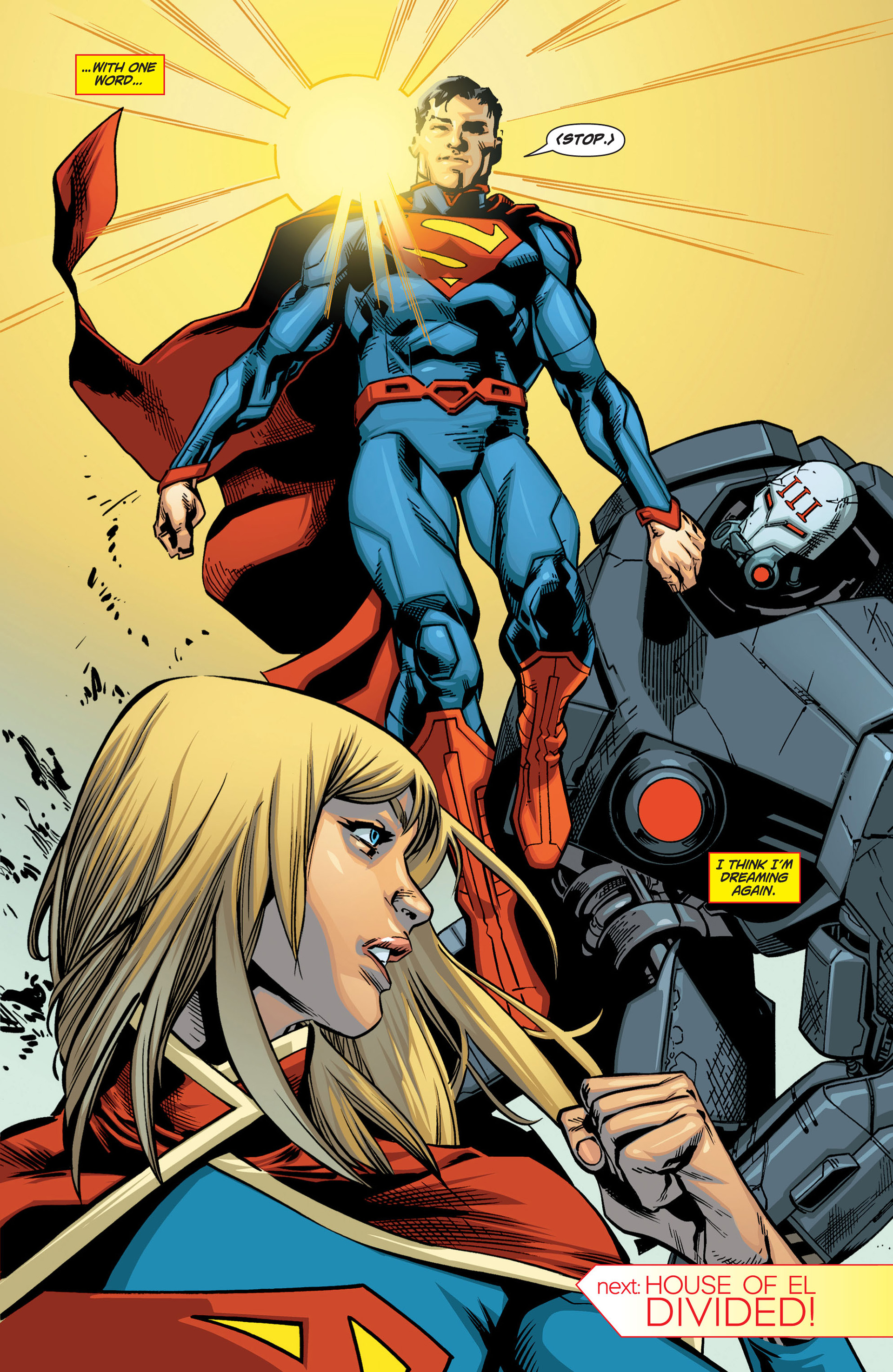 Supergirl (2011) Issue #1 #3 - English 22