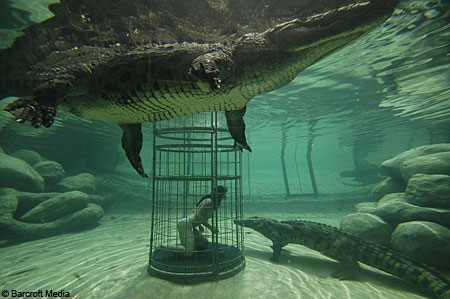 Australian Tourist Attraction- The Cage of Death