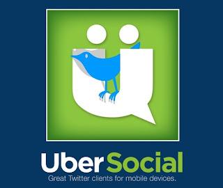 El día de hoy actualiza UberSocial el mejor cliente de Twitter para BlackBerry a la v1.414 OFICIAL desde BlackBerry World. UberSocial es un completo cliente de Twitter soporta todas las características de Twitter, así como capacidades avanzadas tales como: integración de la foto, vídeos incrustados en los tweets, la reducción de tweet, el acortamiento de URL, listas de Twitter, cambiar su avatar en Twitter, las búsquedas guardadas temas de conversación, twitter edición de perfil, ver quién te está retweeeting, y un sinnúmero de otras características. Características: Tweet / retweet, menciones directas, @ respuestas, @ menciones Administrar varias cuentas Integración de