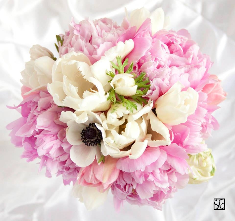 Special Events And Flowers The Season Of Peonies