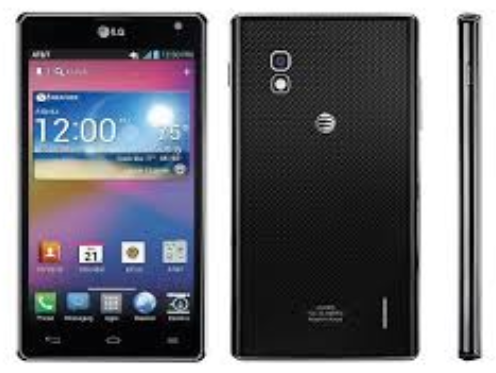 Smart phone optimus LG G E975