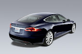 Win a new 2013 Tesla S Sedan
