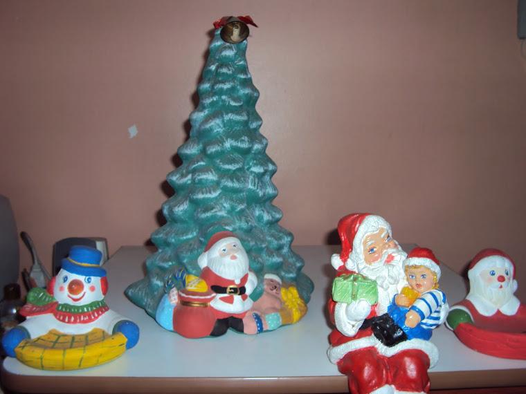 Papai Noel já vem por ai...
