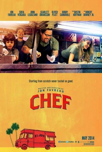 Film Chef 2014 di Bioskop
