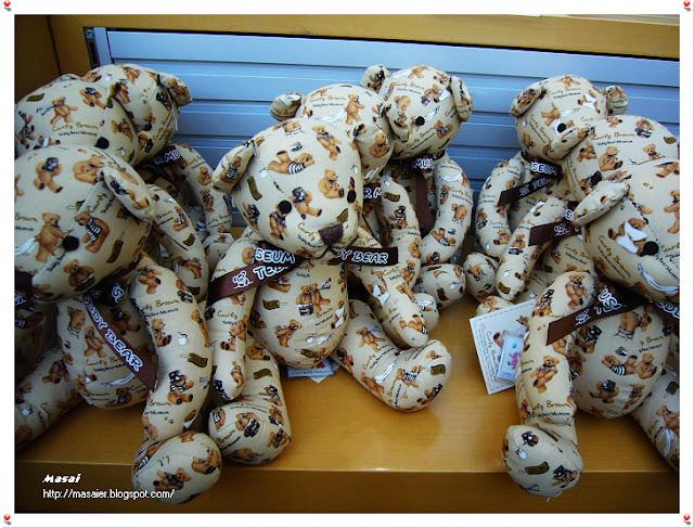 濟州島-泰迪熊博物館3