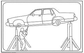 Frugal Freebies Free Auto Recycling Colouring Book ALL