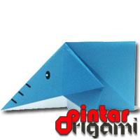 Cara Membuat Origami Gajah