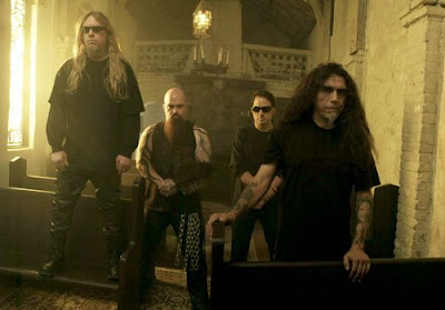 Evil Has No Boundaries - Slayer