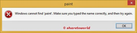 How to Copy Windows Error Message Text Box