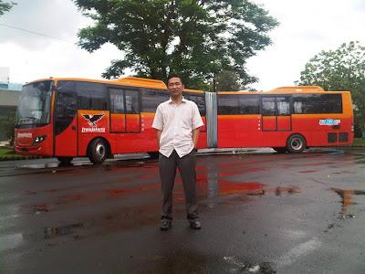 Komodo, Busway Gandeng Ternyata Buatan Anak Negeri