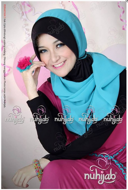 Trend Fashion Hijab Modern Remaja Untuk Pesta
