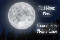 Heure de la Pleine Lune
