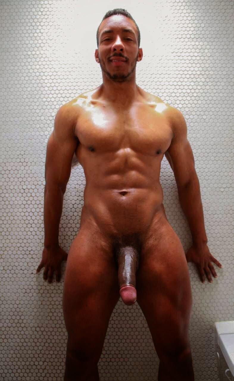 Naked Black Men Porn Pics