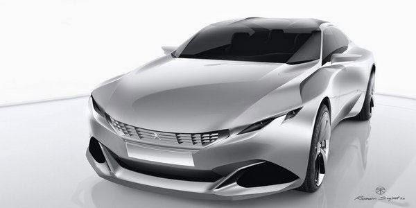 2014 New Peugeot Exalt Concept Review