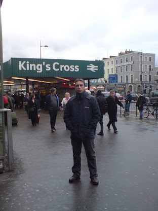IN LONDON KINGS CROSS