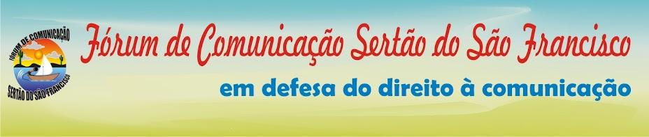 Fórum de Comunicação Sertão do São Francisco
