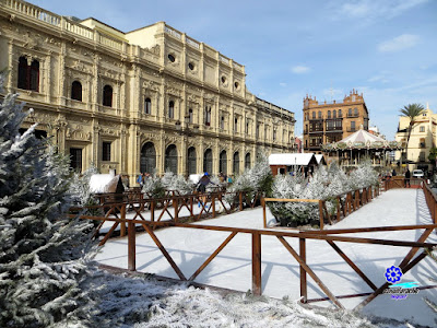 Sevilla - Navidad 2015 - Plaza de San Francisco