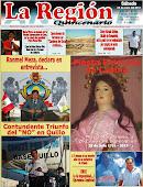 """Periódico """"La Región"""" N° 35"""