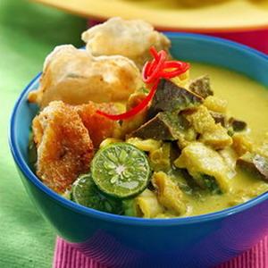 Soto Kuning Bogor