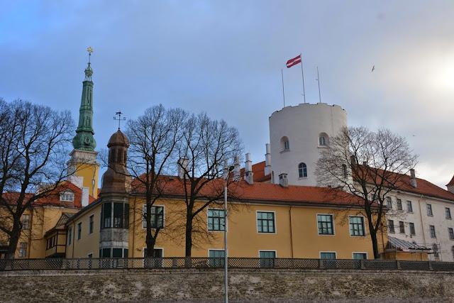Riga General fort