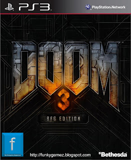 Doom 3 BFG Edition-PS3
