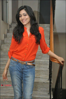 Actress Ghazal Latest Picture Gallery in Jeans at Jagame Maya Telugu Movie Logo Launch  0002.jpg