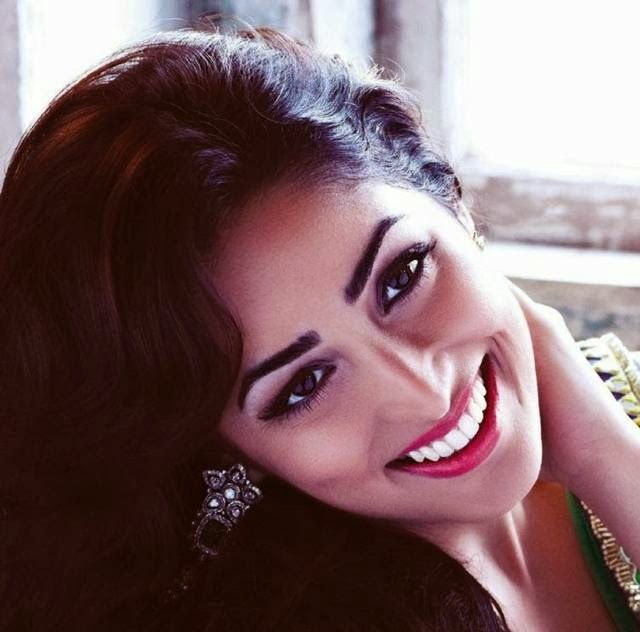Yami Gautam Hello India Magazine Photoshoot