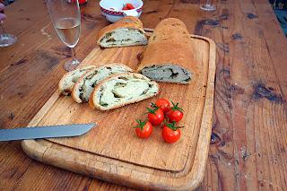 Хлеб Итальянская фантазия