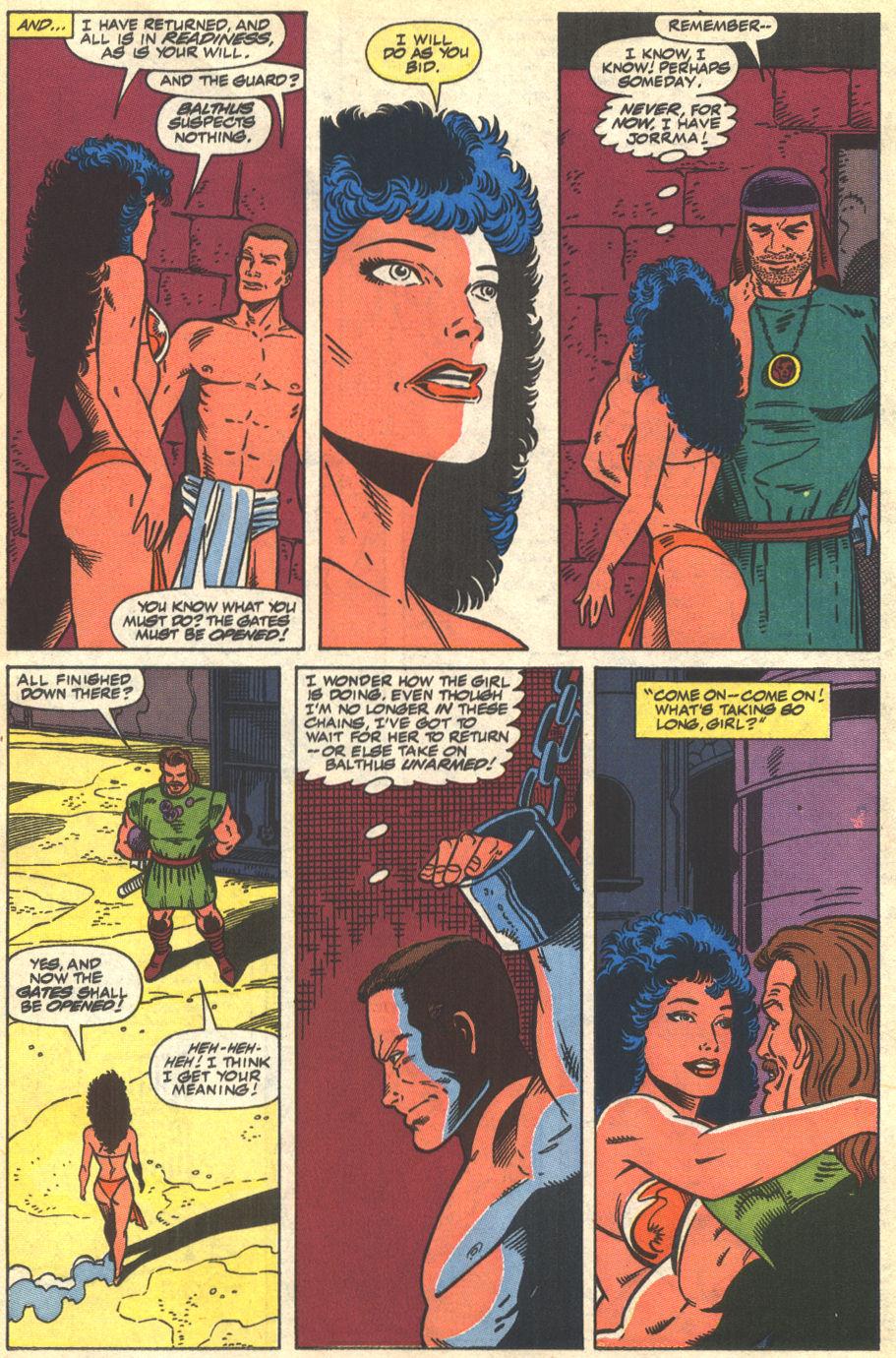 Conan the Barbarian (1970) Issue #235 #247 - English 14