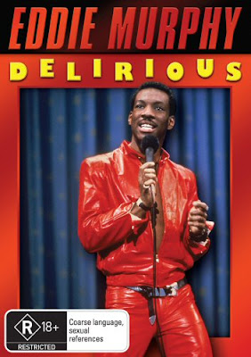 Watch Eddie Murphy Delirious 1983 BRRip Hollywood Movie Online | Eddie Murphy Delirious 1983 Hollywood Movie Poster