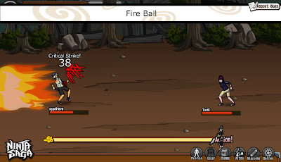 ninja saga lucu, ninja saga lucu, cheat game ninja saga terbaru, cheat